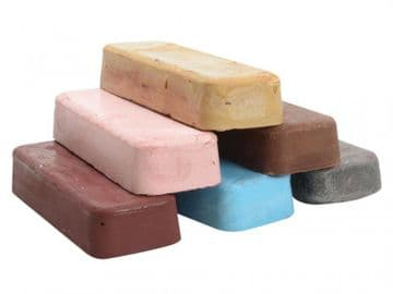Assorted Polishing Bars (Pack of 6)